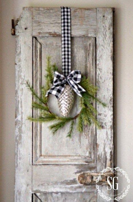 totally inspiring farmhouse christmas decoration ideas
