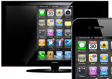 screen mirroring iphone enable hdmi mirroring on iphone 4 ipod touch 4g