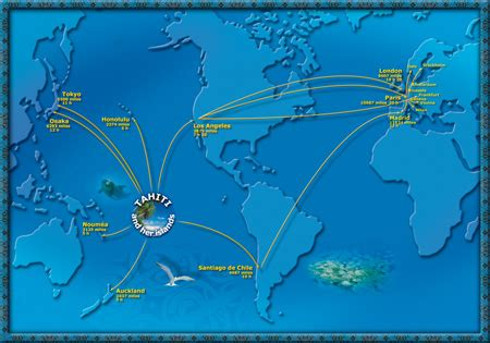 Bora Bora Map Monde by Where Is Bora Bora And The Society Islands