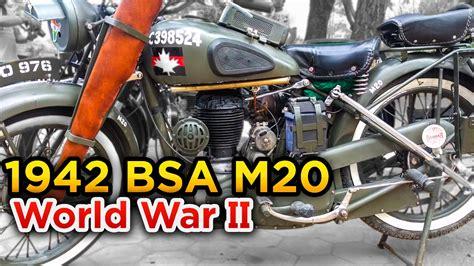 World War Ii Motorcycle
