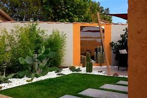 jardin mexicain exotique jardin marseille par With photo de jardin avec piscine 1 exotique paysage