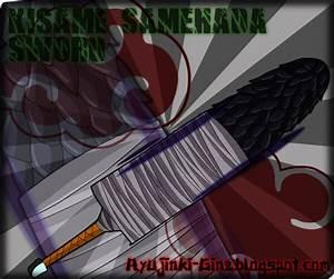 Kisame Samehada Sword - Ryujinki-Ginz