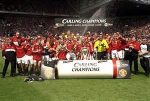 1999/00 Season Review: Record win for Man Utd