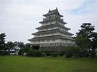 Shimabara Castle in Kyushu