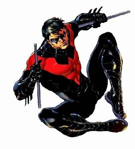 Nightwing Suit Over the Years | Comics Amino