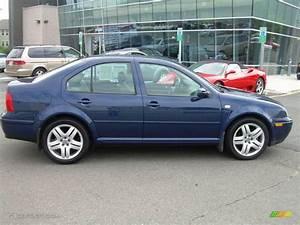 2002 Galactic Blue Pearl Volkswagen Jetta Glx Vr6 Sedan
