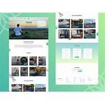 Amrut Spa Concept Dribbble Website Wellness
