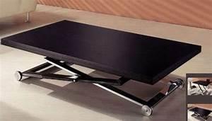 Table Basse Salon Ikea : table basse relevable ikea ~ Teatrodelosmanantiales.com Idées de Décoration