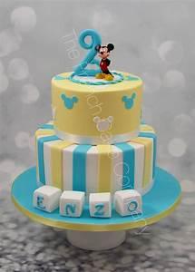 Gateau Anniversaire 2 Ans : 23 best mickey minnie cakes g teaux d 39 anniversaire ~ Farleysfitness.com Idées de Décoration
