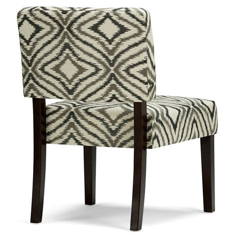 pattern accent chair in gray axcchr 005 4