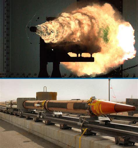 Navy Tests Superpowered Rail Gun & 6500mph Secret