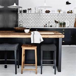 Küche Statt Fliesen : k chenr ckwand ideen aus glas metall fliesen holz sch ner wohnen ~ Bigdaddyawards.com Haus und Dekorationen
