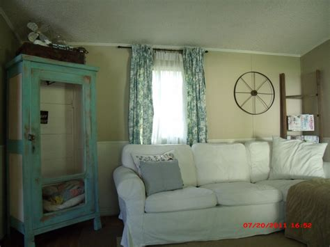 Momma Hen's Beautiful Single Wide Makeover  Mobile Home