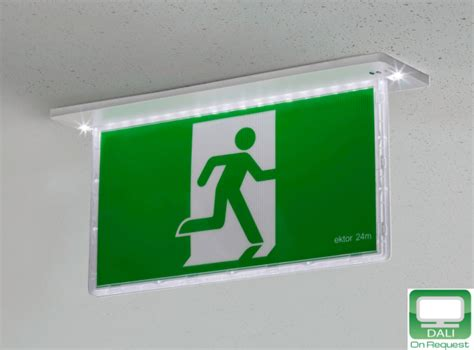 led light design captivating led exit lights led exit