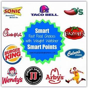 Weight Watchers Smartpoints Berechnen 2016 : smart freestyle points fast food restaurant choices for weight watchers ~ Themetempest.com Abrechnung