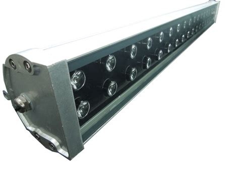 high power glass wall washer led lights 48w ac 220v