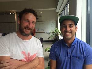 Rax and James - Founders of Moneyball   Ideas Hoist