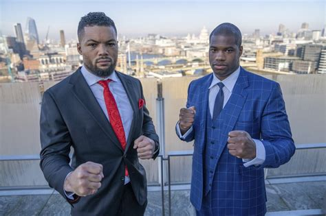 Daniel Dubois Looking Forward To World Title Shot After ...