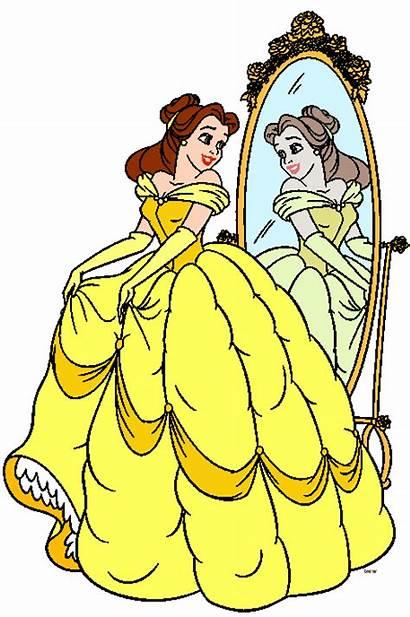 Belle Princess Clipart Disney Fanpop Classic