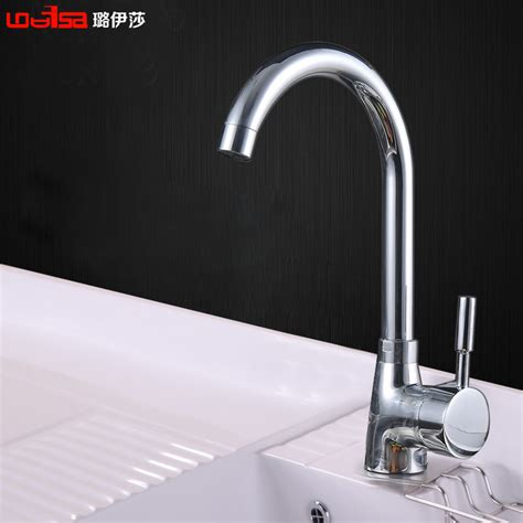 cheap kitchen sink faucets free shipping brass chrome luxury kitchen faucet deck