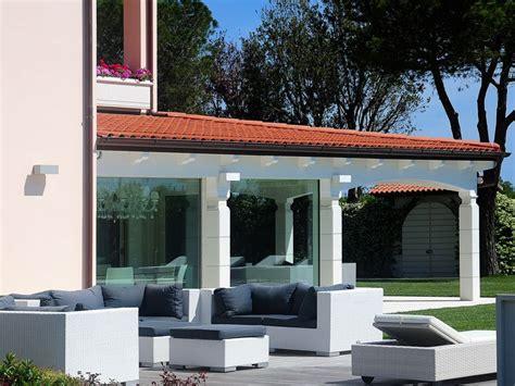 verande in legno e vetro prezzi illuminazione per verande in legno con verande in legno