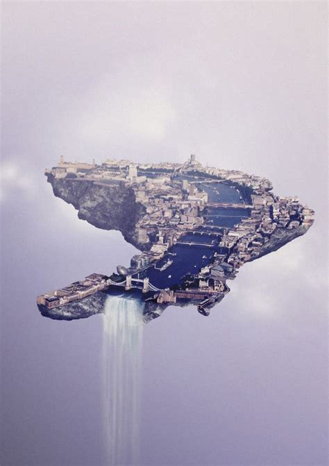 Best 25+ Floating Island Ideas On Pinterest Fantasy