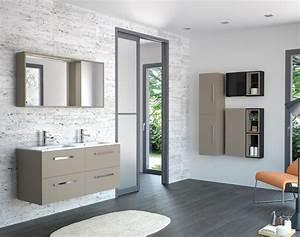 best salle de bain sol gris fonce contemporary With lovely quelle couleur avec gris anthracite 4 quelle couleur salle de bain choisir 52 astuces en photos
