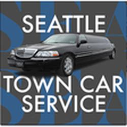Seattle Town Car Service  Flygtransfer  1420 5th Ave