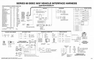 I Need Diagrams For Engine Controls In The For Mbe4000