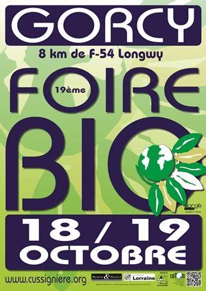 eco cuisine longwy 19ème foire bio de la cussignière à gorcy lorraine ecolopop