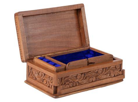 Hardwood Jewelry Boxes