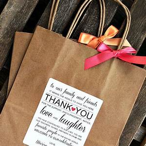 Hotel bags ideas for out of town guests by the event group for Wedding guest hotel gift bag ideas