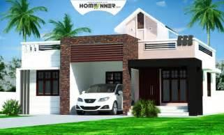 Design Home Plans Rectangular Kerala Home Plans Design Low Cost 976 Sq Ft 2bhk