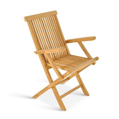 Sam® Garten-stuhl, Gartenmöbel Aus Teak-holz, Klappstuhl