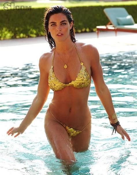 Celebrities in Hot Bikini: Hilary Rhoda in Bikini