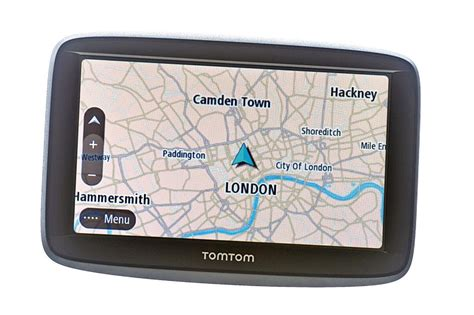 tomtom start 52 test best sat navs test review pictures auto express