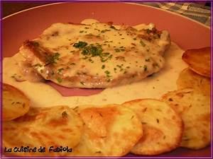 Cotes De Porc Au Four : c te de porc sauce fromag re et ses pommes de terre au ~ Farleysfitness.com Idées de Décoration