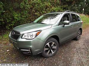 2017 Subaru Forester, exterior photo page #1