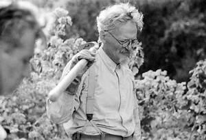 Alexander Buchman - Leon Trotsky hunting for cacti in ...