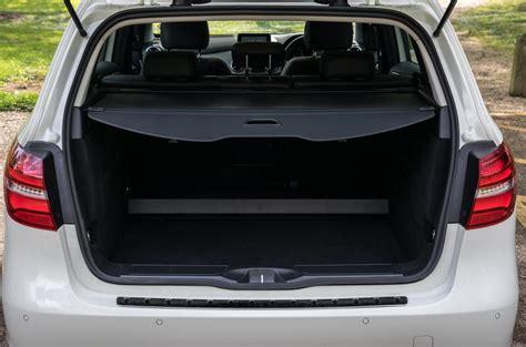 mercedes benz  class interior autocar