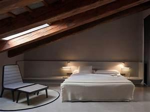Luminaire Pour Chambre : luminaire chambre adulte de style minimaliste par vibia ~ Teatrodelosmanantiales.com Idées de Décoration