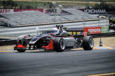 Racing Series by Shooting A Formula 3 Racing Series At Sonoma Raceway