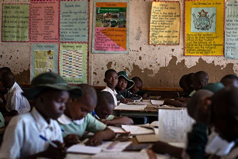 Impact of Covid-19 on Children's Education in Africa   Human Rights Watch