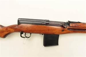 Russian Tokarev semi-automatic rifle, import-marked, 7 ...