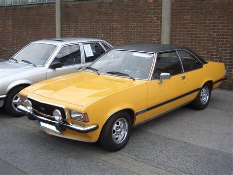 Opel Commodore opel commodore 1972