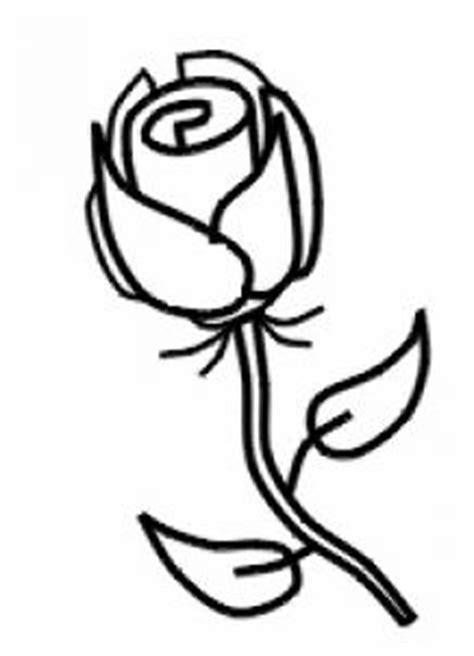 draw  simple rose step  step valentines