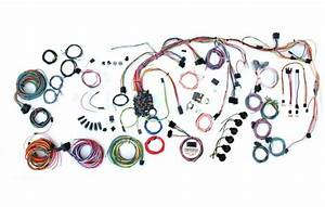 A Wiring Harnes For 1968 Chevy Nova