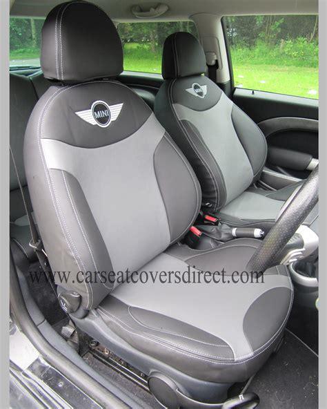 custom mini cooper  seat covers