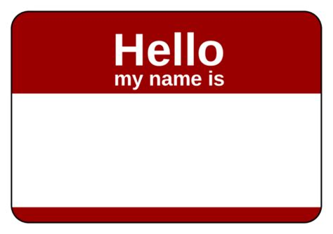 hello my name is template name tag label templates hello my name is templates