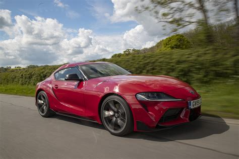 Toyota Gr Supra Picture by Toyota Gr Supra Uk Spec 2019